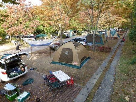ご予約 | 西脇市日本のへそ日時計の丘公園オート …