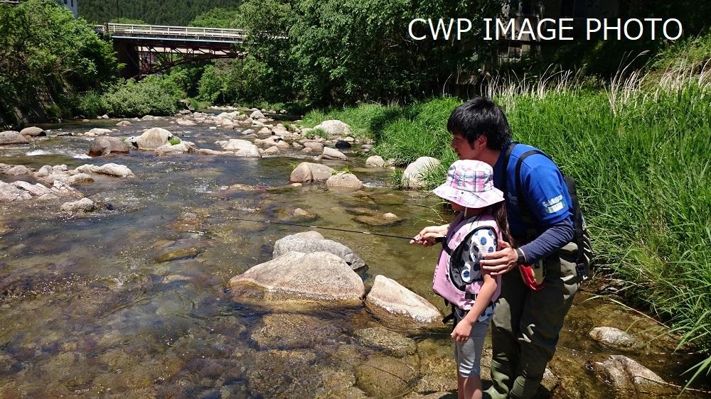 子ども 川遊び 関東